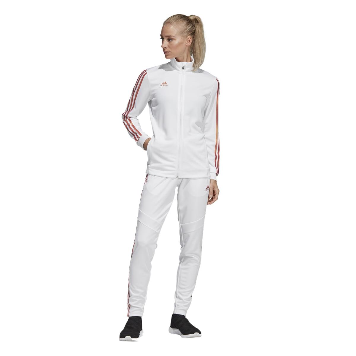 4d66421d5 Adidas Alphaskin Tiro Training Jacket White/Nude Pearl Essence Xx-Small -  Walmart.com