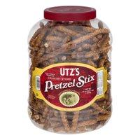 Utz Pretzels, Country Store Stix 55 oz. Barrel