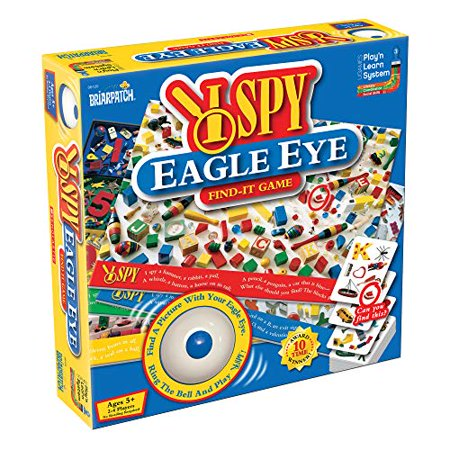 I SPY Eagle Eye Find-It Game - image 2 de 2
