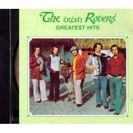 The Irish Rovers Greatest Hits (CD) - Irish Rover Halloween