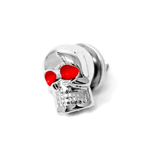 Custom Chrome Skeleton Skull Bolt Nuts Screws 6mm For Suzuki Boulevard S40 S50 S83 - image 2 de 5