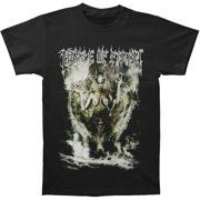Cradle Of Filth Men's  Kracken T-shirt Black