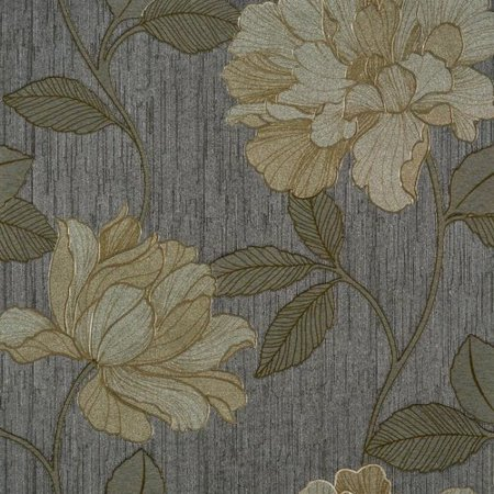 York Wallcoverings Enchantment Charming 33 X 208 Floral And Botanical Wallpaper Roll