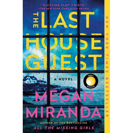 The Last House Guest (Paperback) **A Reese Witherspoon x Hello Sunshine Book Club Pick and New York Times bestseller**  Once again, Megan Miranda has crafted the perfect summer thriller.  --Riley Sager, New York Times bestselling author of The Last Time I Lied The summer after a wealthy young summer guest dies under suspicious circumstances, her best friend lives under a cloud of grief and suspicion in this  clever, stylish mystery that will seize readers like a riptide  (Publishers Weekly, starred review) featuring  dizzying plot twists and multiple surprise endings  (The New York Times Book Review).  Littleport, Maine, has always felt like two separate towns: an ideal vacation enclave for the wealthy, whose summer homes line the coastline; and a simple harbor community for the year-round residents whose livelihoods rely on service to the visitors. Typically, fierce friendships never develop between a local and a summer girl--but that's just what happens with visitor Sadie Loman and Littleport resident Avery Greer. Each summer for almost a decade, the girls are inseparable--until Sadie is found dead. While the police rule the death a suicide, Avery can't help but feel there are those in the community, including a local detective and Sadie's brother, Parker, who blame her. Someone knows more than they're saying, and Avery is intent on clearing her name, before the facts get twisted against her. Another thrilling novel from the bestselling author of All the Missing Girls and The Perfect Stranger, Megan Miranda's The Last House Guest is a smart, twisty read with a strong female protagonist determined to make her own way in the world.  A riveting read...from master of suspense, Megan Miranda,  (Mary Kubica, New York Times bestselling author of The Good Girl) The Last House Guest is a smart, twisty read that brilliantly explores the elusive nature of memory and the complexities of female friendships.