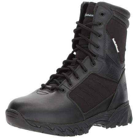 Smith & Wesson® Footwear Breach 2.0 Men's Tactical Boots - Black, 7 - John Smith Boots