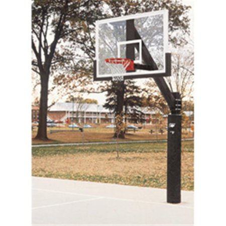 Bison 987344Xx Bison Ultimate Outdoor Glass System Basketball Outdoor Systems