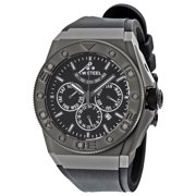 CEO Black Dial Black Rubber Mens Watch CE5000