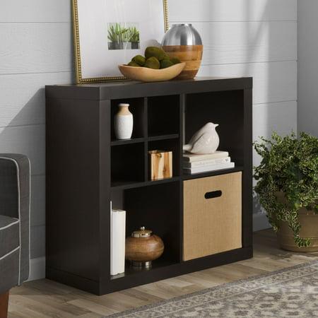 Better Homes & Gardens Quad Cube Storage Shelf, Multiple Finishes