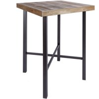 Fowler Industrial Pub Table by Pub Tables