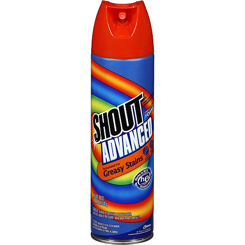 Shout Advanced Stain-Lifting Foam 18 Ounces