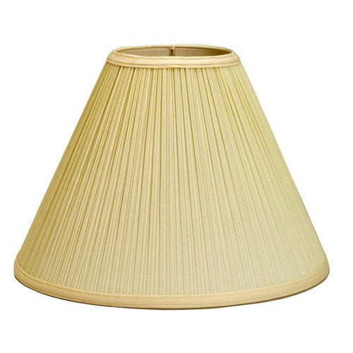 Deran Lamp Shades 9'' Mushroom Pleat Empire Lamp Shade