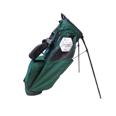 c774798a98 NEW 2018 Ping Hoofer Green Black Golf Carry Stand Bag - Walmart.com