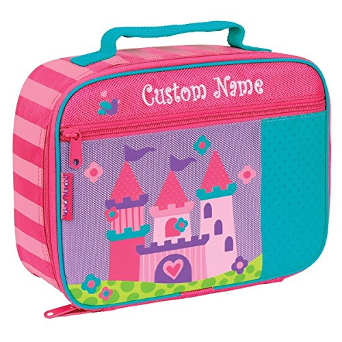Personalized Classic Princess Castle Lunch Box - CUSTOM NAME