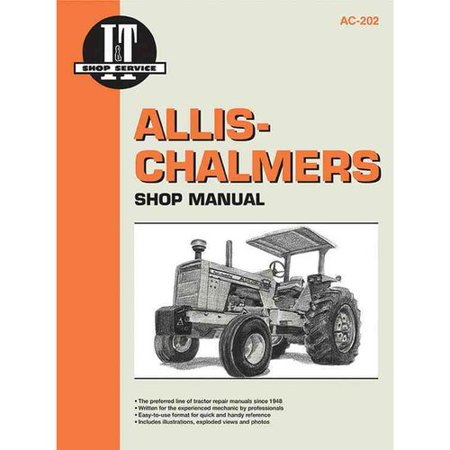 Allis-Chalmers Shop Manual AC-202 (I Shop Service Manuals/AC-202)