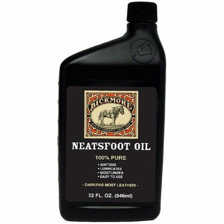 Neatsfoot Oil (Bickmore Pure Neatsfoot Oil)