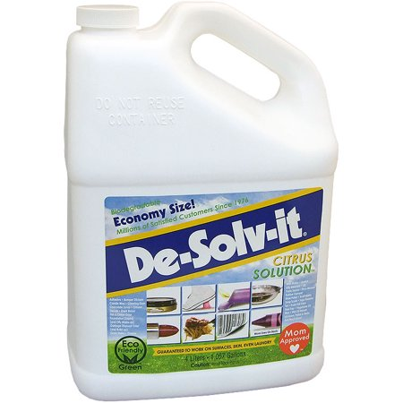 De-Solv-it Citrus Solution 1 gallon (Solution Night Refill)