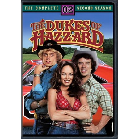 The Dukes Of Hazzard: The Complete Second Season (DVD)