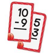 Trend, TEPT23005, Subtraction Pocket Flash Cards, 56 / Box, Assorted