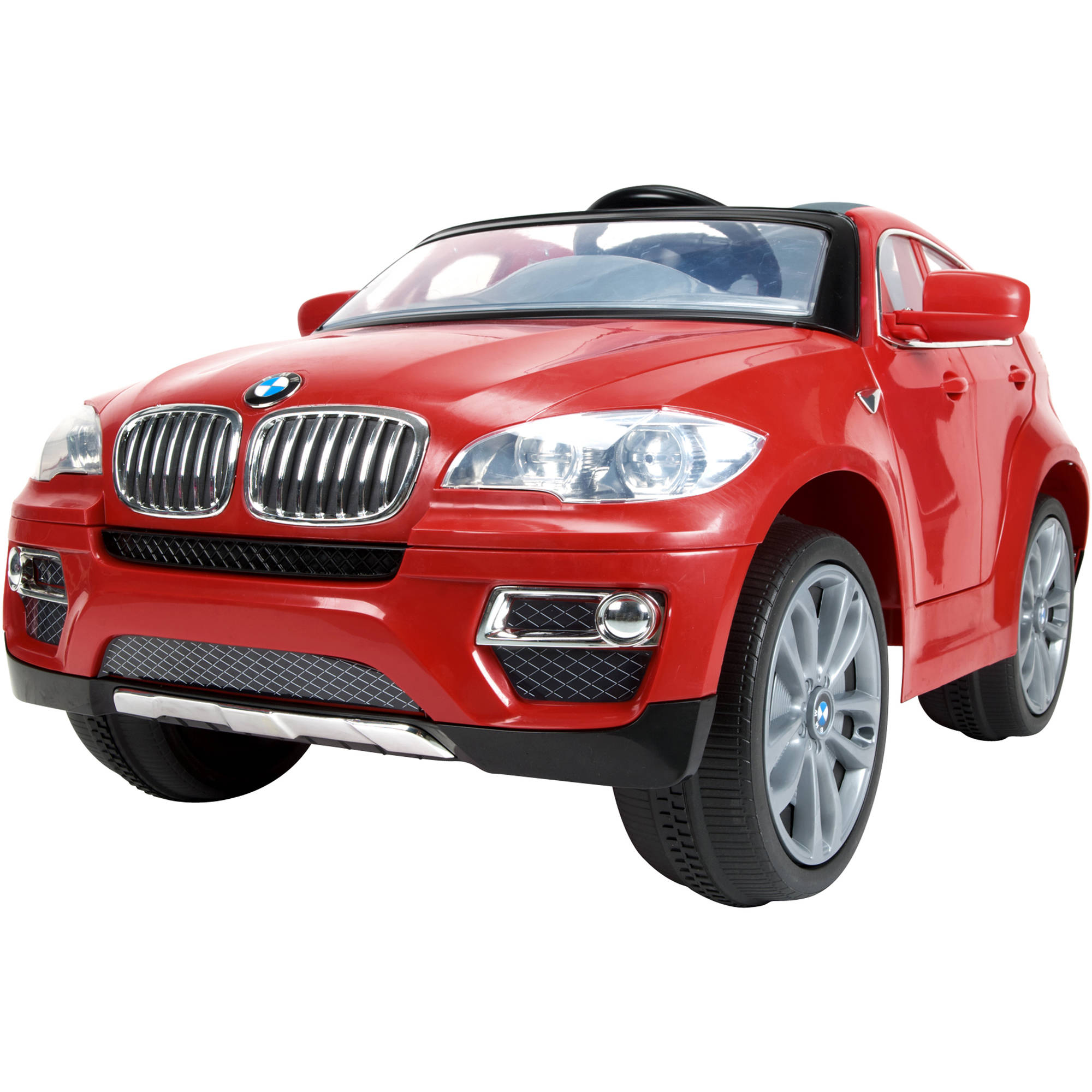 bmw x6 6-volt battery-powered ride-on toy carhuffy® - walmart