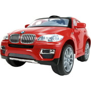 bmw x6 6 volt electric battery powered ride on toy by huffy