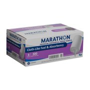 Marathon Center Pull Premium Soft and Absorbent Paper Towel Rolls with Hygienic and cost-effective, 1,800 Sheets (6 Rolls)