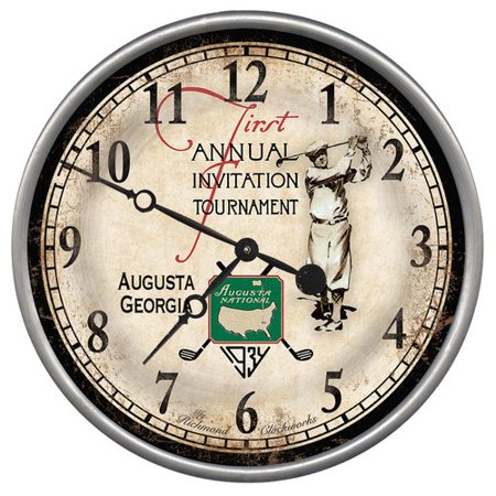 - Charlton Home Recinos Golf Wall Clock
