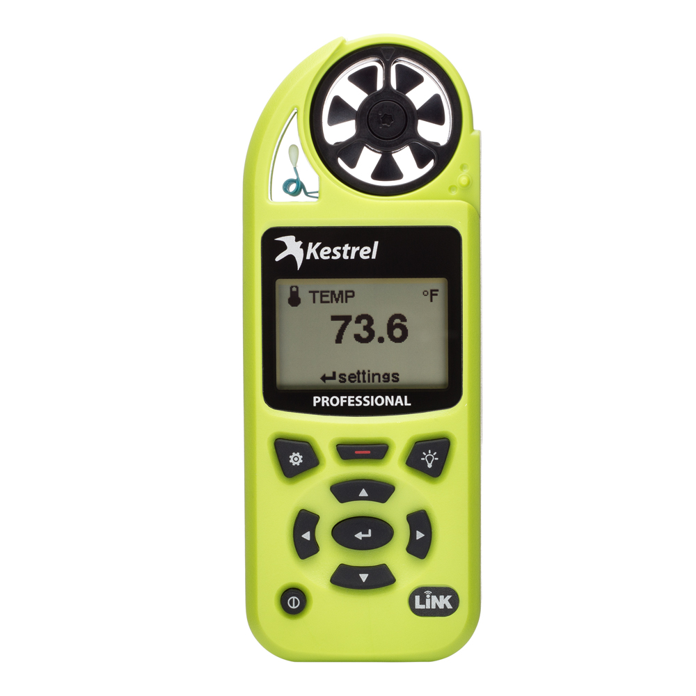 KESTREL 5200 PROFESSIONAL  WEATHER METER W/LINK -