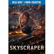 Skyscraper (Blu-ray + DVD + Digital)