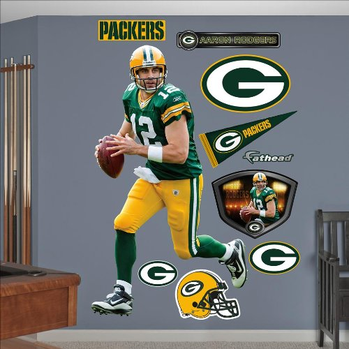 Green Bay Packers - Aaron Rodgers 2011 Edition Green 12-20697
