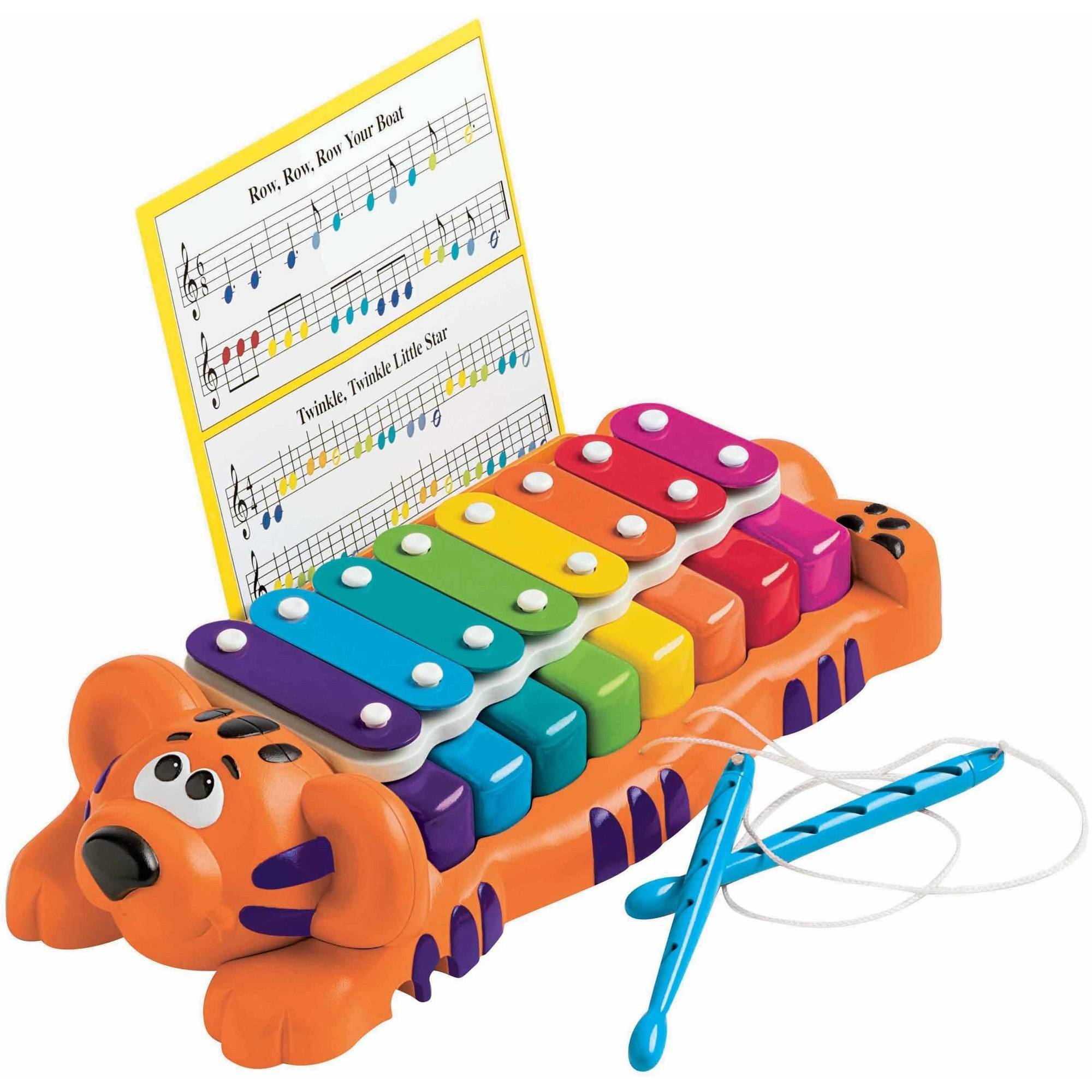 Little Tikes Jungle Jamboree Piano and Xylophone Learning ...
