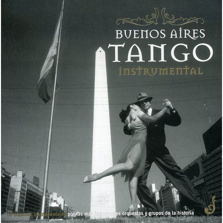 Buenos Aires Tango Instrumenta / Various (Best Of Buenos Aires)