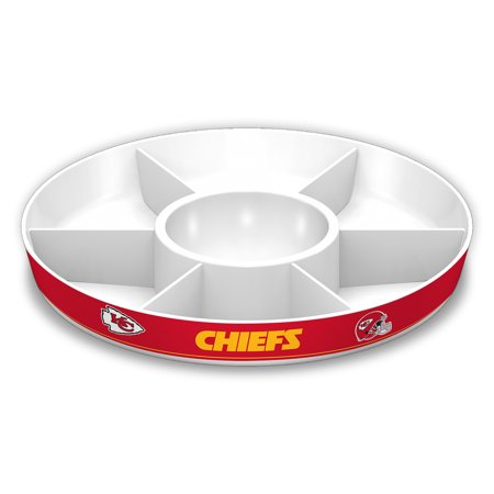 NFL Kansas City Chiefs Party Platter - Party C Ity