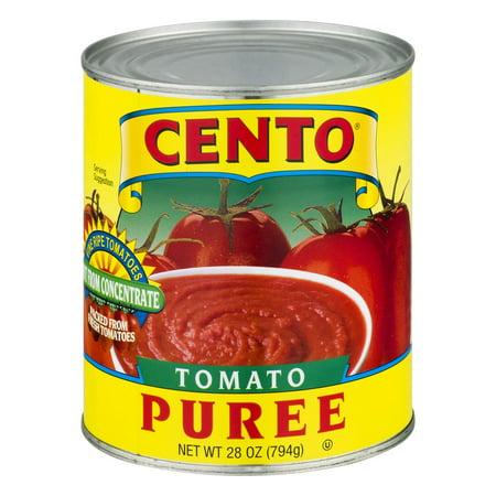 (6 Pack) Cento Tomato Puree, 28 Oz