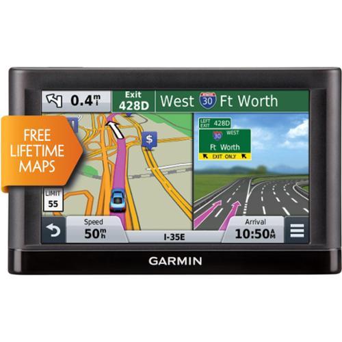 "GARMIN 010-01198-03 nuvi 56LM 5"" GPS Travel Assistant (Free Lifetime Map Upda..."