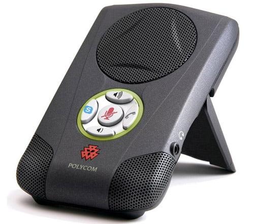 Polycom 2200-44040-001 C100S Communicator - Charcoal Gray