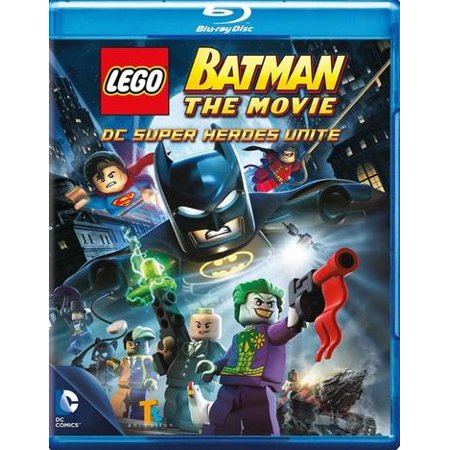 Lego: Lego Batman: The Movie DC Super Heroes Unite (Other) (VUDU Instawatch Included)