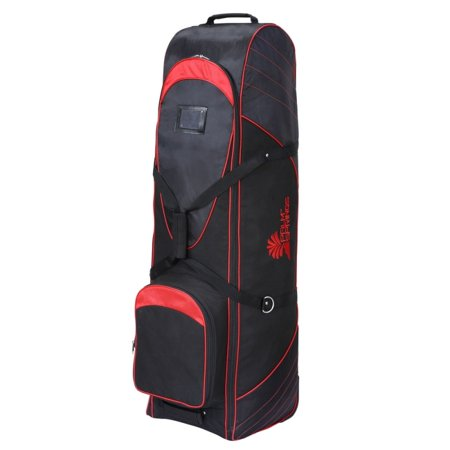 Palm Springs Golf Bag Tour Travel Cover V2 With Wheels (Best Architecture Tour Palm Springs)