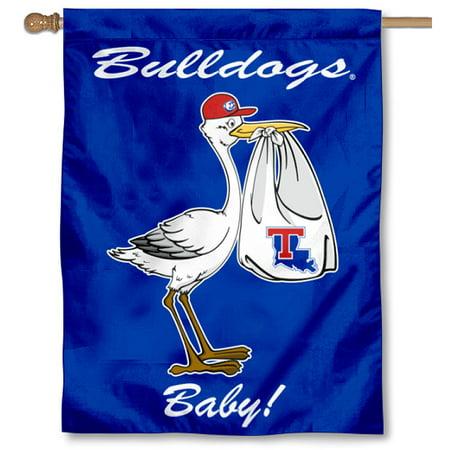 New Louisiana Tech Bulldogs (Louisiana Tech Bulldogs New Baby Banner )