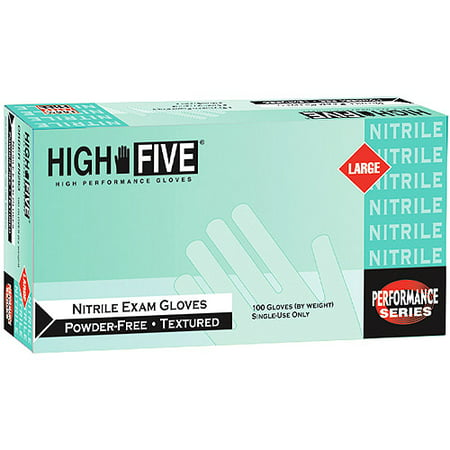 Nitrile Exam Gloves  Large  1000 Count Case