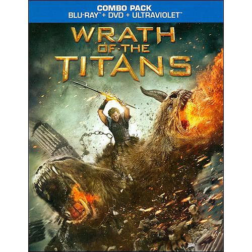 Wrath Of The Titans (Blu-ray) (Widescreen)