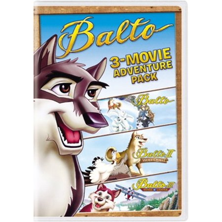 Fun Family Halloween Movies (Balto 3-Movie Family Fun Pack)