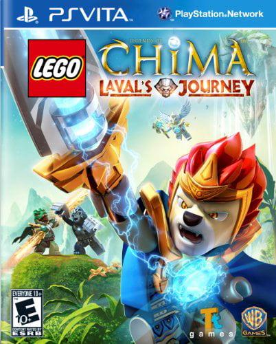 Lego Legends Of Chima: Leval's Journey (PSV)