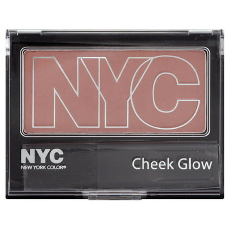- Coty nyc cheek glow powder blush, 0.28 oz