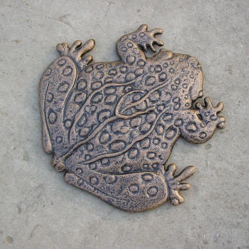 Oakland Living Frog Stepping Stone (Set of 6)