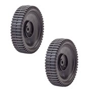 Set of 2, Replacement Front Drive Wheels, Sears, AYP, Husqvarna; 180767 532180767