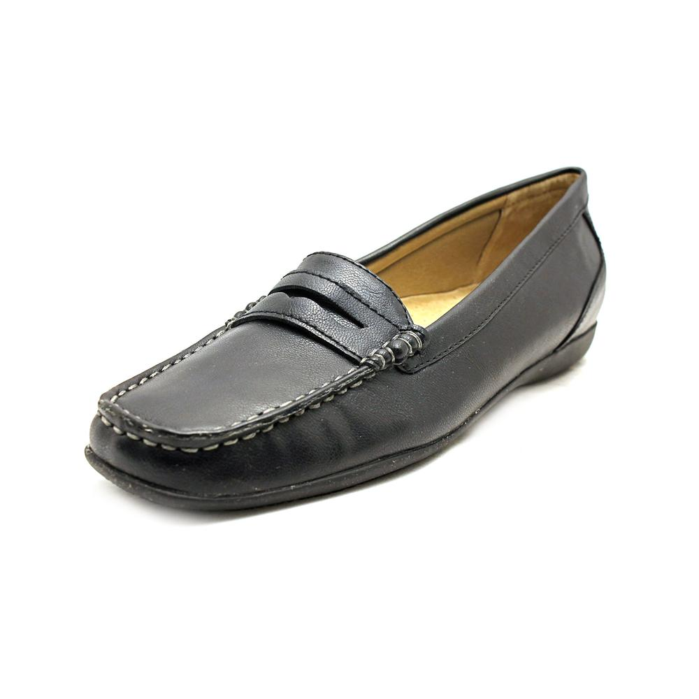 Trotters Francie Square Toe Synthetic Loafer by Trotters