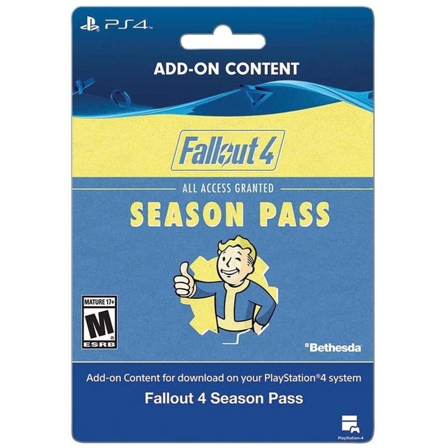 Interactive Commicat Fallout 4 Season Pass
