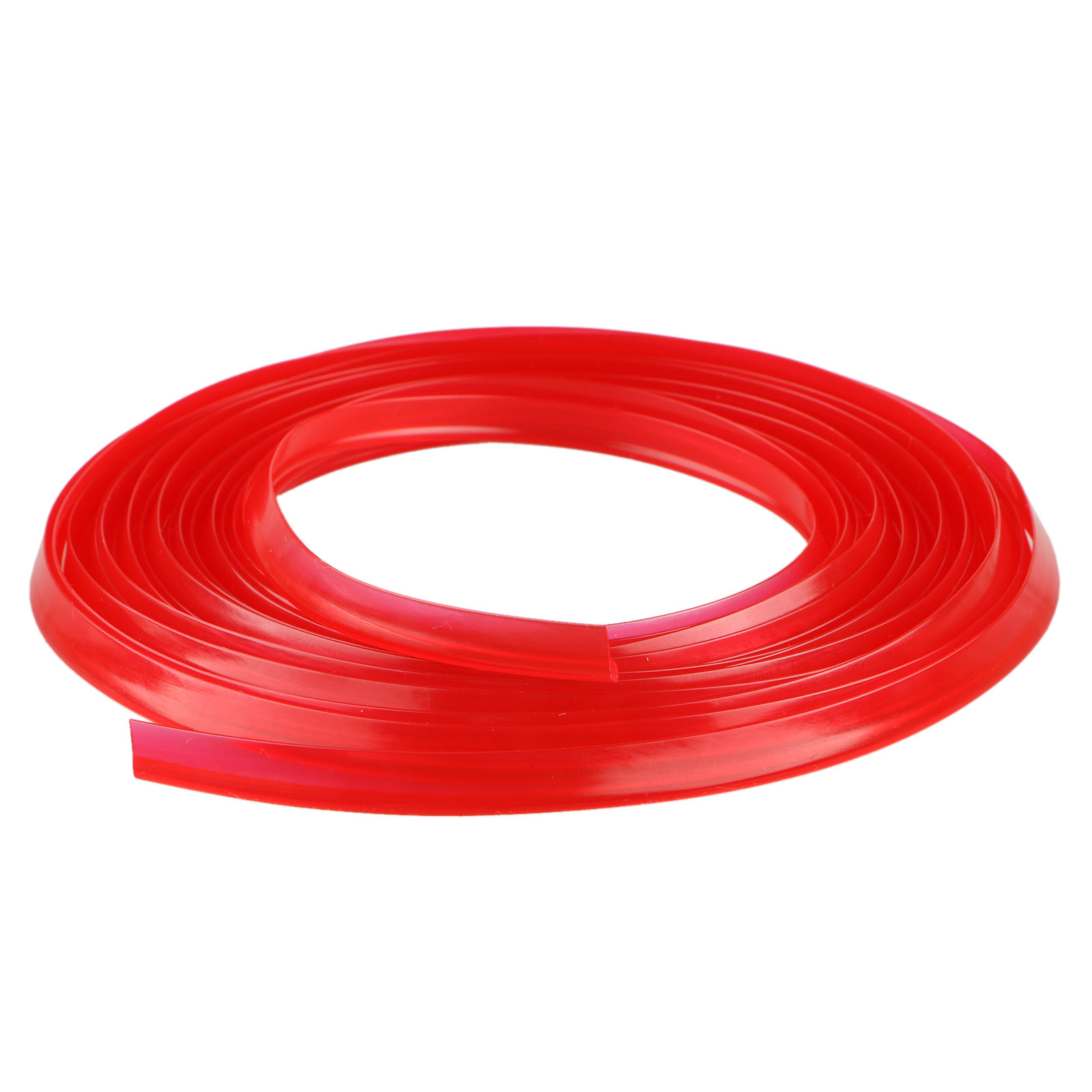5M Door Gap Trim Molding Moulding Line Edge Strip Red For Car Interior Accessory