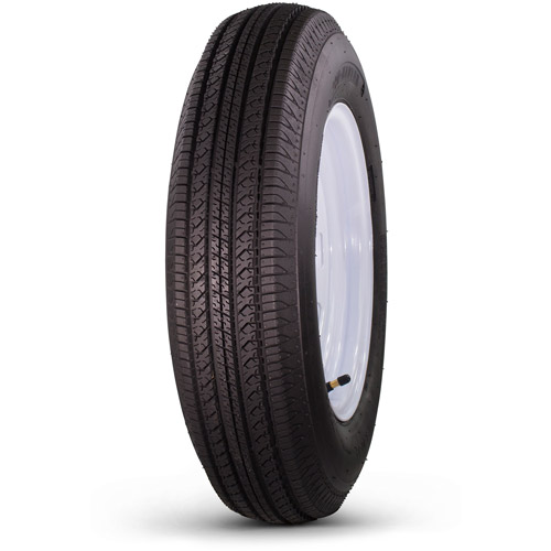 Greenball Towmaster 5.30-12 6-Ply Bias Trailer Tire and W...