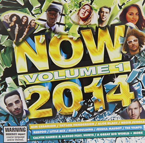 Now 2014 - Now 2014 [CD]